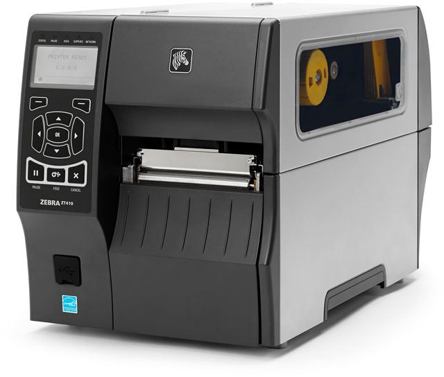 Picture of ZT410 RFID Printer Range