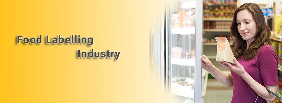 Show products in category Food Labelling Solution