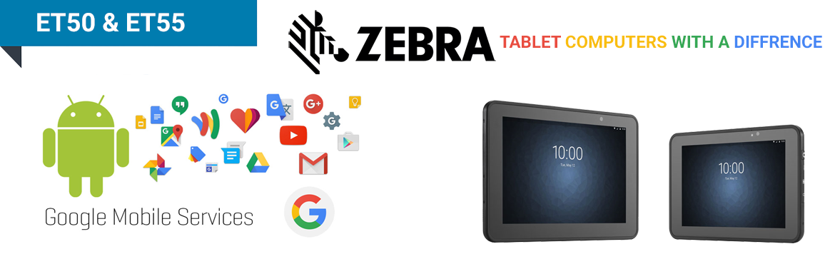 Show products in category ET50 / ET55 Enterprise Tablet Computers