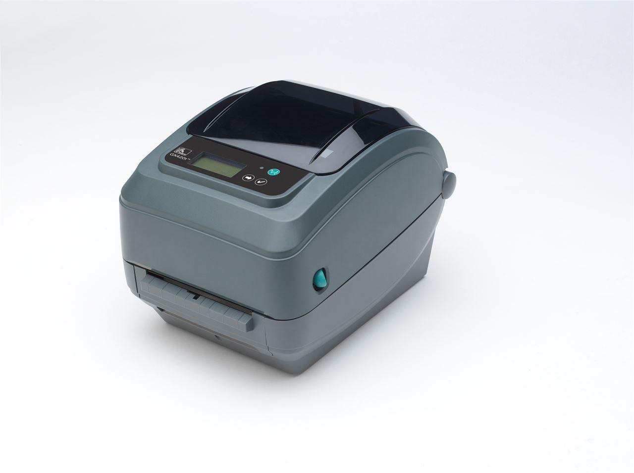 Picture of Zebra GX420d Desktop Printer Range