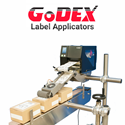Picture of Godex AG2000/AG3000 Applicators Range