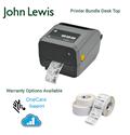 Picture of John Lewis Desktop Printer Bundle