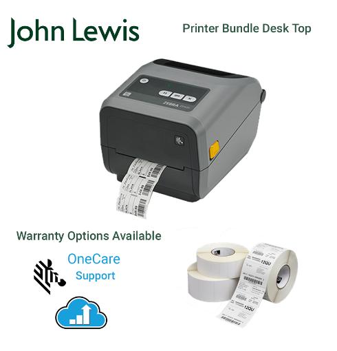 Picture of John Lewis Desktop Printer Bundle with Maintenance
