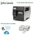 Picture of John Lewis High Industrial Printer Bundle