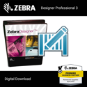 Picture of Zebra Designer v3 Label Design Software