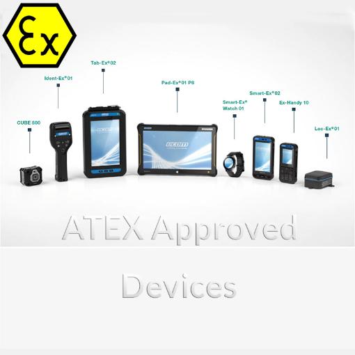 Picture of Ecom Atex Device Range