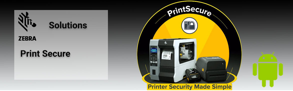 Show products in category Zebra PrintSecure