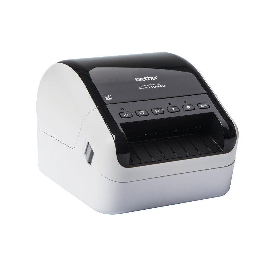 Picture of Brother QL-1110NWB Wireless Printer Range