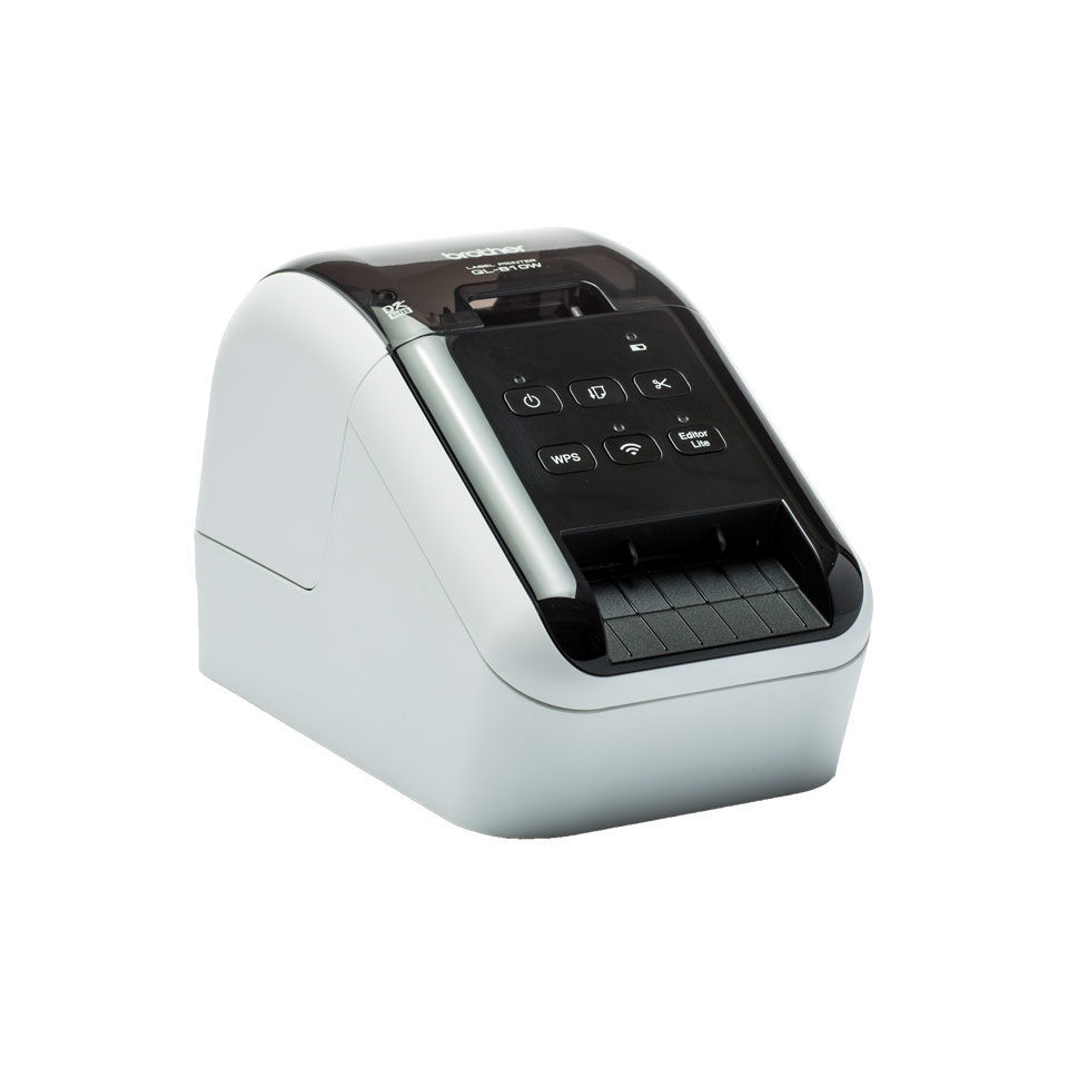 Picture of Brother QL-810W Wireless Printer Range