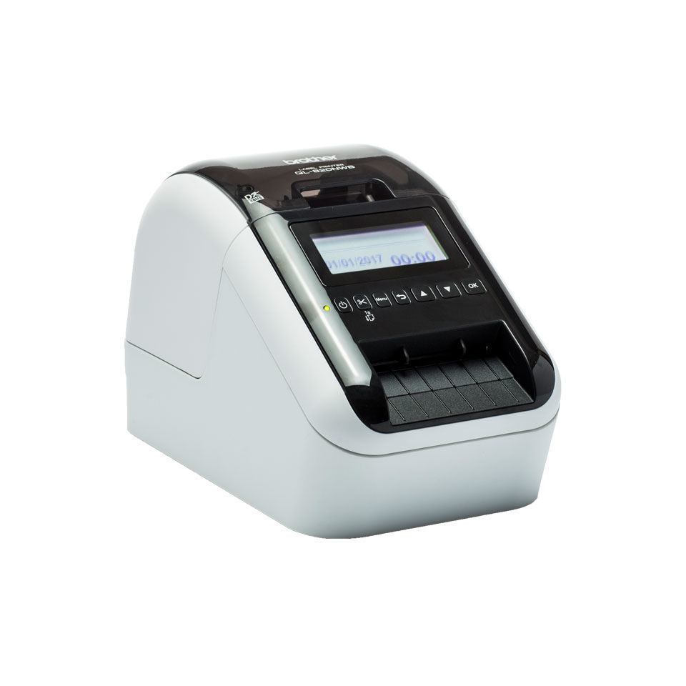 Picture of Brother QL-820NWB Wireless Printer Range