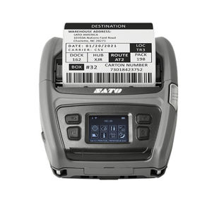 Picture of Sato PV4 Mobile Label Printer Range