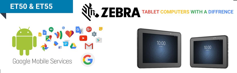 Show products in category ET50 / ET55 Enterprise Tablet Computers