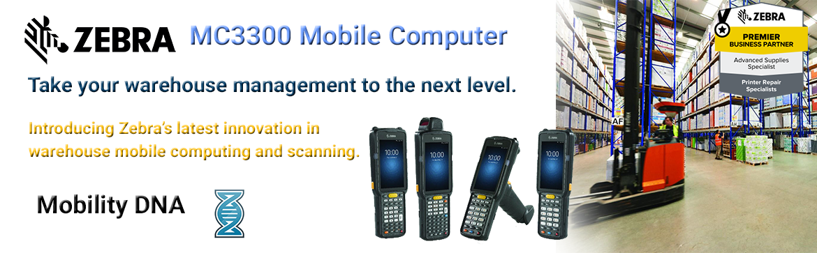 Show products in category MC3300 Mobile Computer