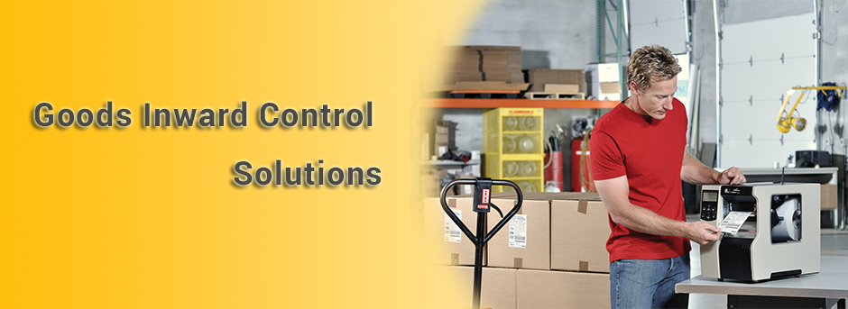 Show products in category Goods Inward Control