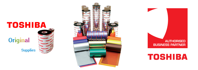 Toshiba Original Ribbon Supplies