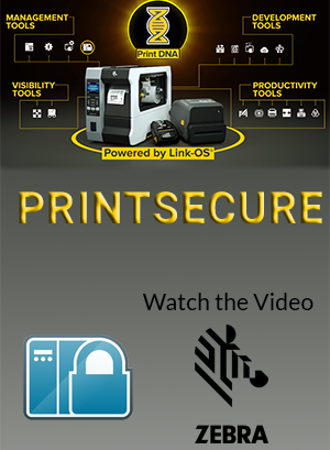 Zebra PrintSecure Video